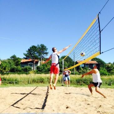Beachvolleycup 14 juli