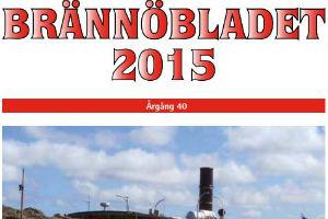 Brännöbladets framsida sommar 2015