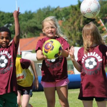 Fotbollsskola 11-13 juli