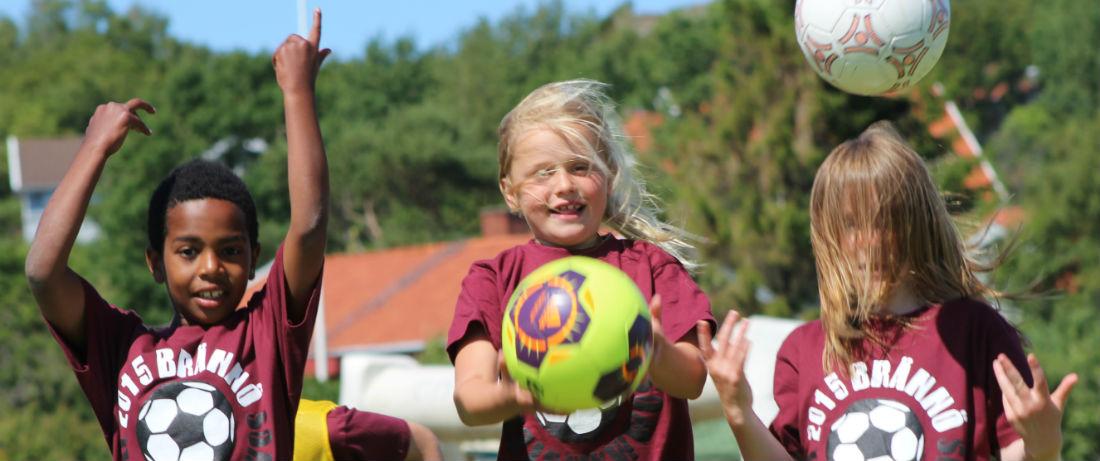 Anmälan till fotbollsskolan är öppen!