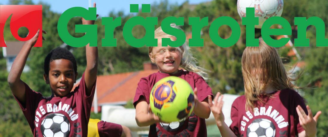 Gräsroten hos Svenska spel - en satsning på ungdomsidrotten